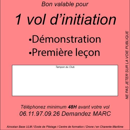 vol-initiation ulm royan